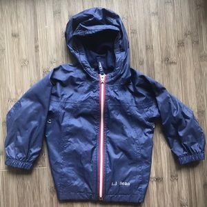 L.L. Bean wind jacket